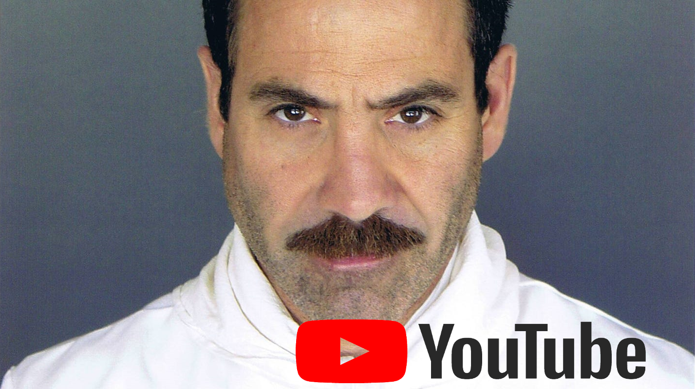YouTube Banned me like the Soup Nazi