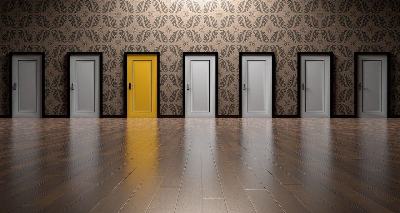Doors for a Choice